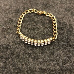 J Crew Bracelet Jewelry. One Size.